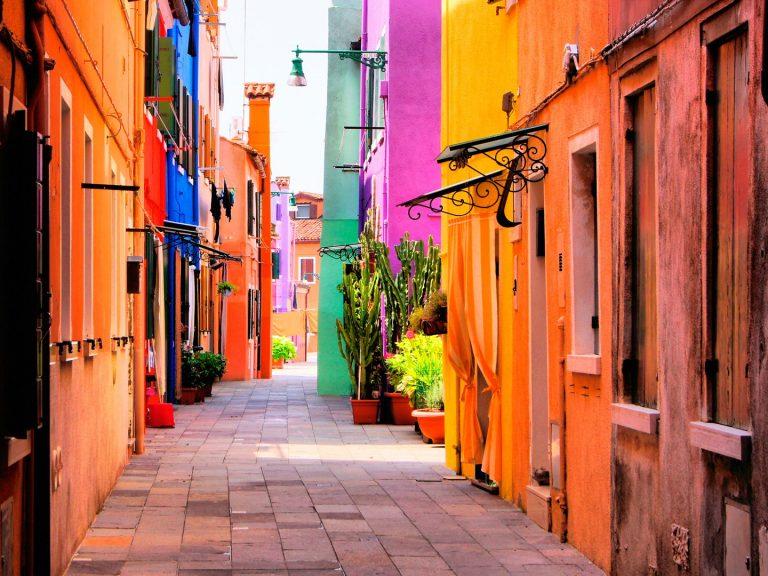 Conoce los colores que te ayudarán a mejorar tu estado de ánimo