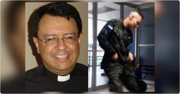 """Padre López a las FFAA: Bailados por el """"tra,tra"""", tráfico de drogas y de influencias"""