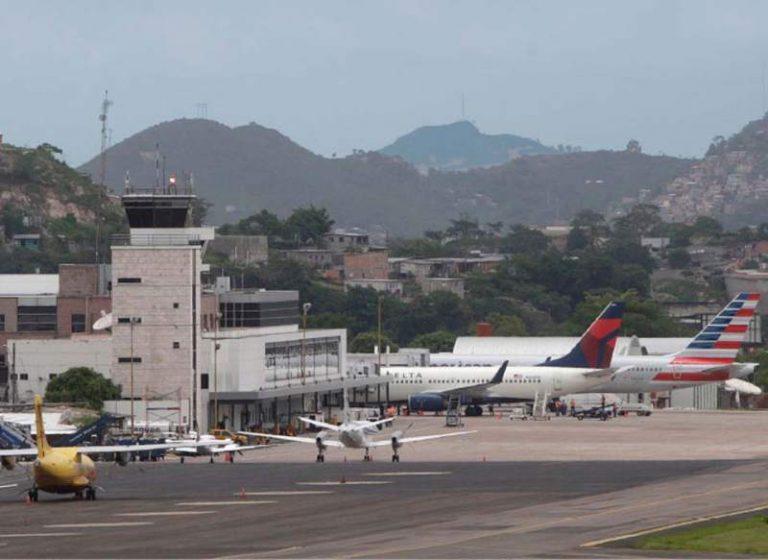 Honduras: Reanudación de la actividad aérea es incierta