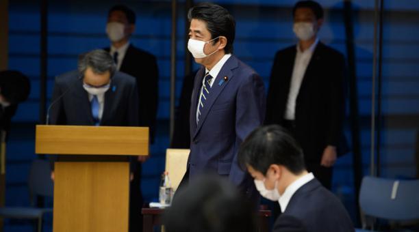 Japón: el jueves se determinará si se levanta estado de emergencia