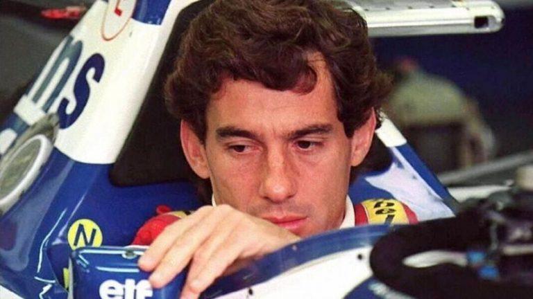 26 años de su muerte y Ferrari hace un homenaje a Ayrton Senna