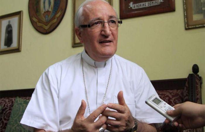 Monseñor Ángel Garachana reprocha la discriminación en crisis por covid-19