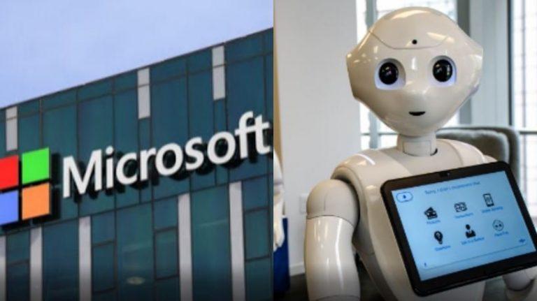 Microsoft sustituye 50 periodistas por robots con inteligencia artificial