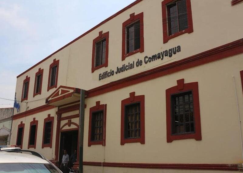 juzgados de comayagua