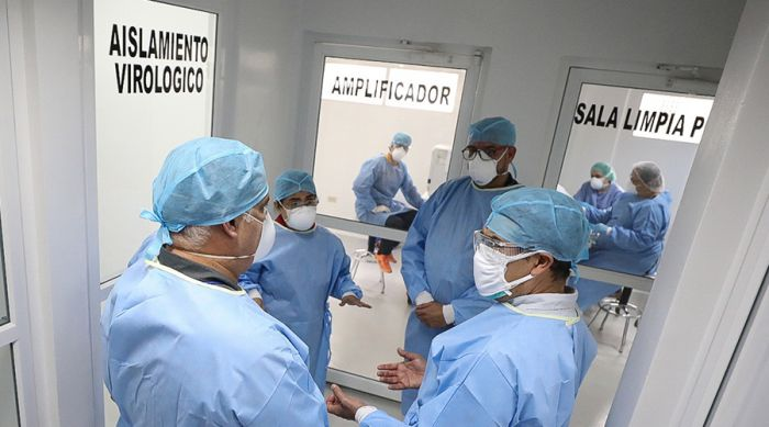 En La Ceiba construirán el tercer laboratorio de virología, valorado en L 3.4 millones
