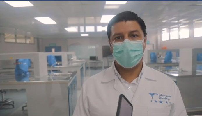 Habilitarán laboratorio de microbiología en la UNAH del Valle de Sula