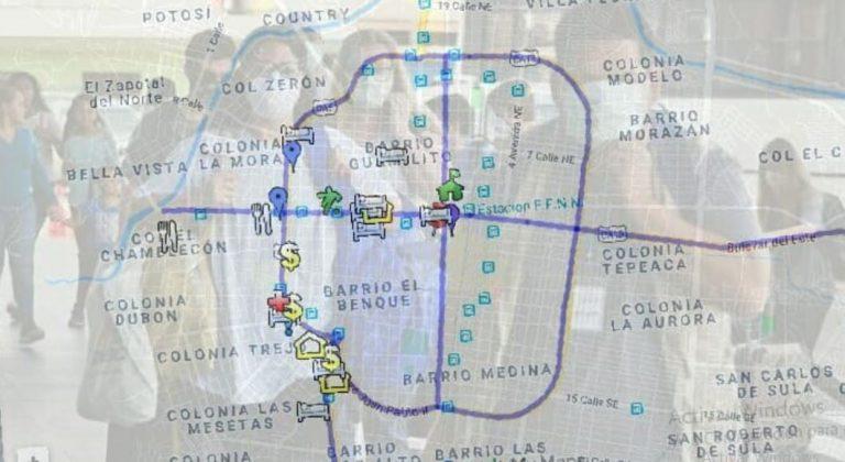 Estos son los cuatro sectores de San Pedro Sula más afectados por covid-19