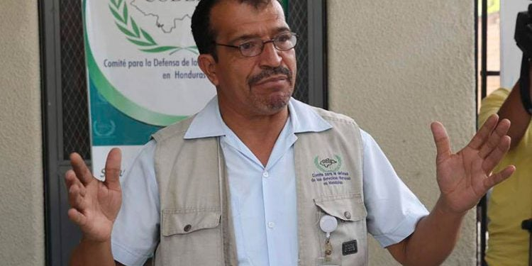 CODEH: Caso de militar con «baja deshonrosa» puede llevarse a acción judicial
