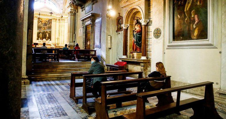 Conferencia Episcopal: Con 20 % de feligreses se celebrarán eucaristías