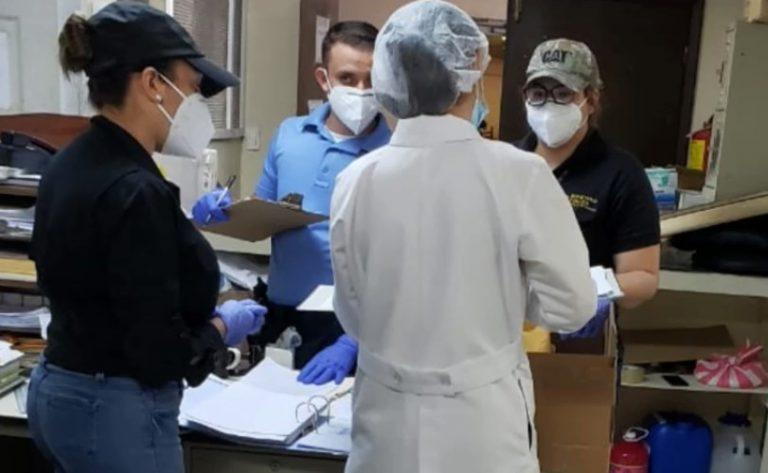 Encuentran ventiladores mecánicos sin usar en el Hospital Regional Atlántida