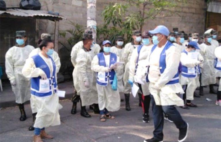 43 colonias de Tegucigalpa registran casos positivos de COVID-19
