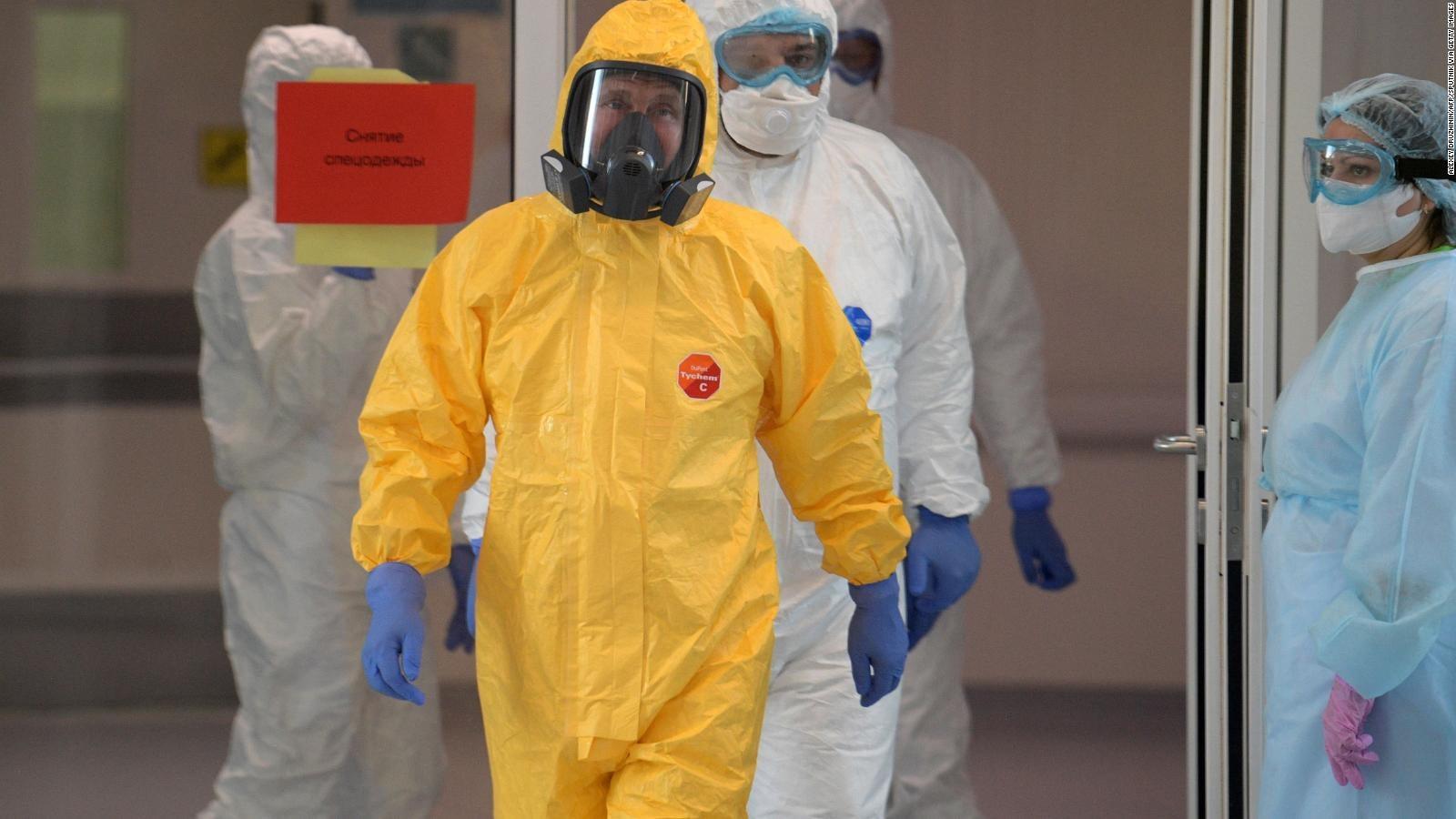 Cifras del coronavirus| Descontrol en Rusia: «Los que deban morir, morirán»