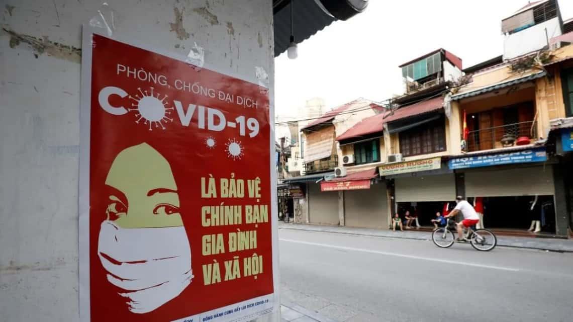 Cifras del coronavirus| Vietnam sale de cuarentena sin muertes, ¿cómo lo hizo?