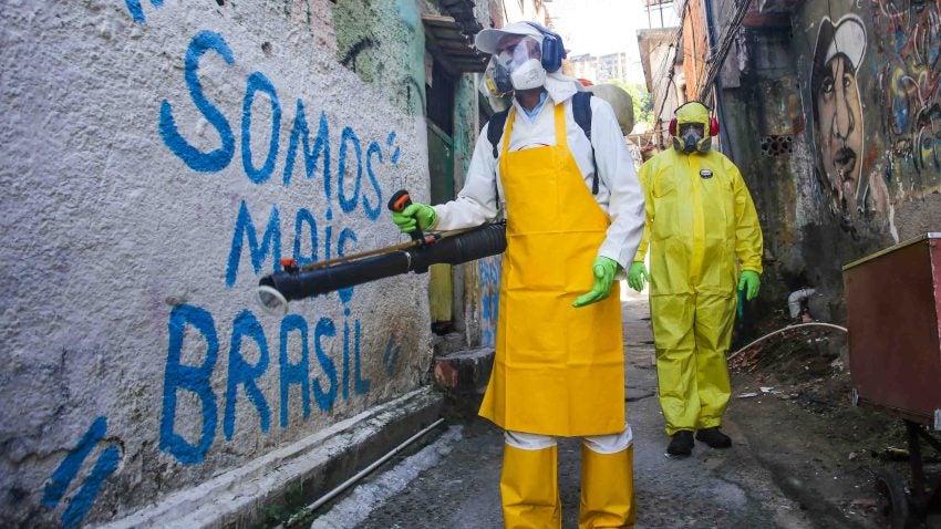 Cifras del coronavirus| Sudamérica, un «nuevo epicentro» de la pandemia