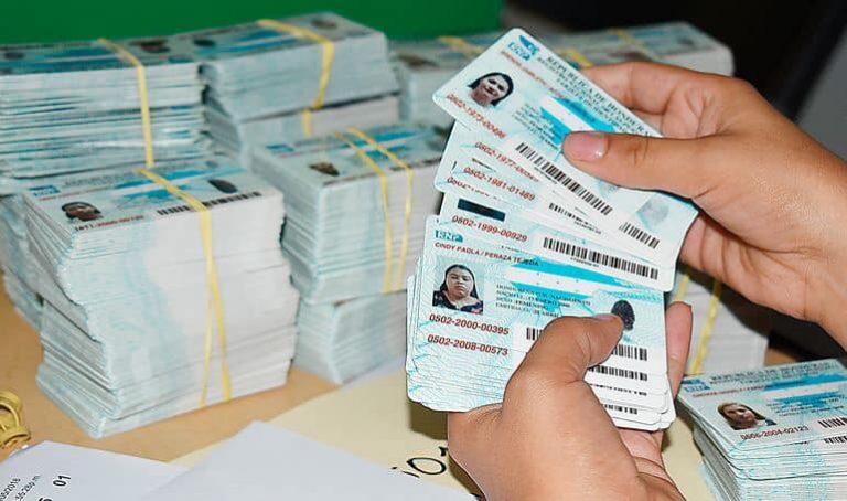 RNP: En julio inicia el censo para la nueva tarjeta de identidad