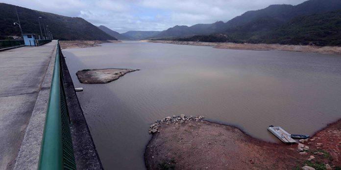 represa La Concepción