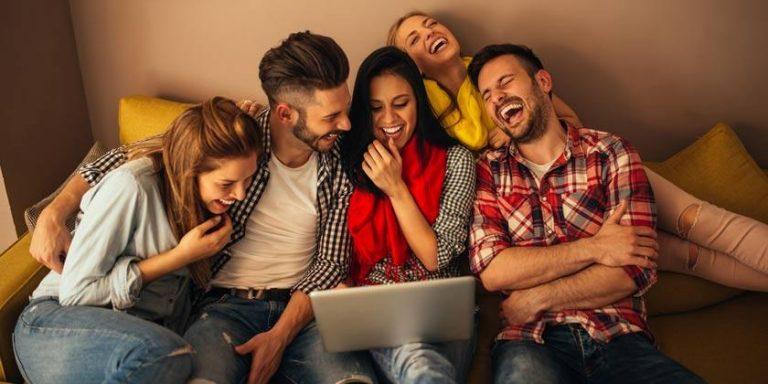 Reír tiene muchos beneficios para las personas: conozca cuáles son