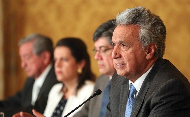 Ecuador: Lenín Moreno anuncia nuevas medidas de austeridad