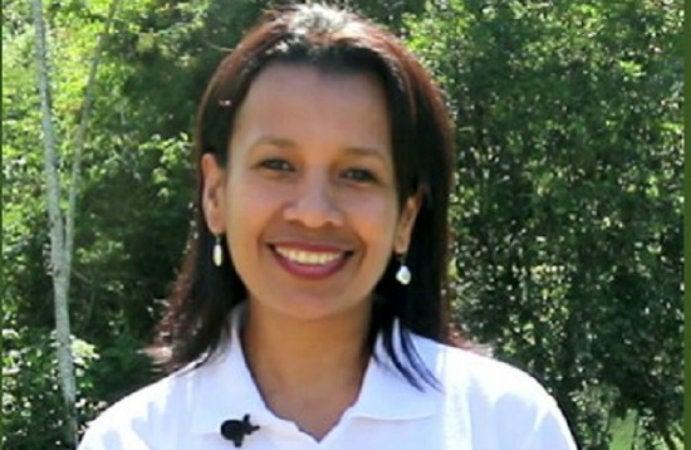 """LA ENTREVISTA – Elsia Paz: """"Logré destacarme en un mundo de hombres; ahora soy de las líderes"""""""