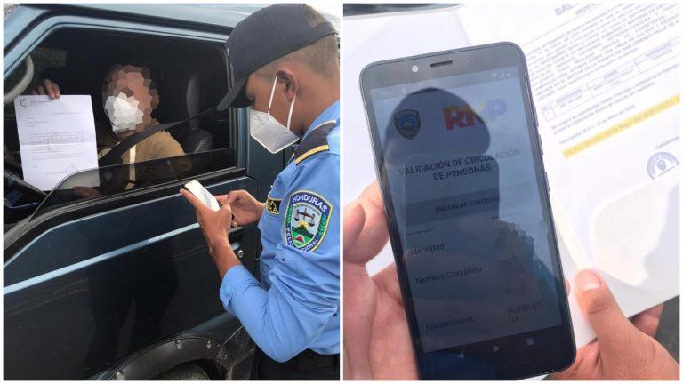 Mediante una aplicación, policías verificarán si salvoconductos son falsos o no