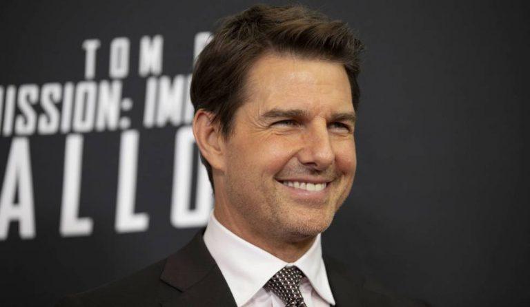 Tom Cruise, el primer actor en filmar en el espacio