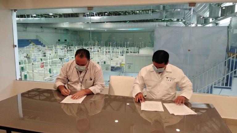 Covid-19 en SPS: mañana trasladarán pacientes a la Unidad Estabilizadora; cuesta L 57 millones