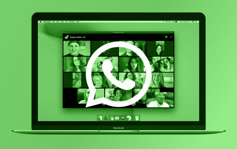 Whatsapp y Messenger se unen para permitir videollamadas de 50 personas