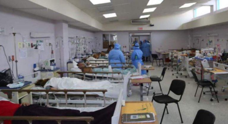 Cantidad de hospitalizados por Covid-19 disminuye en el IHSS-SPS