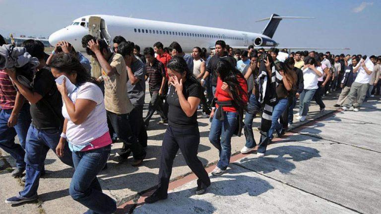 Honduras rebasa los 23,000 deportados; 8,973 durante a pandemia