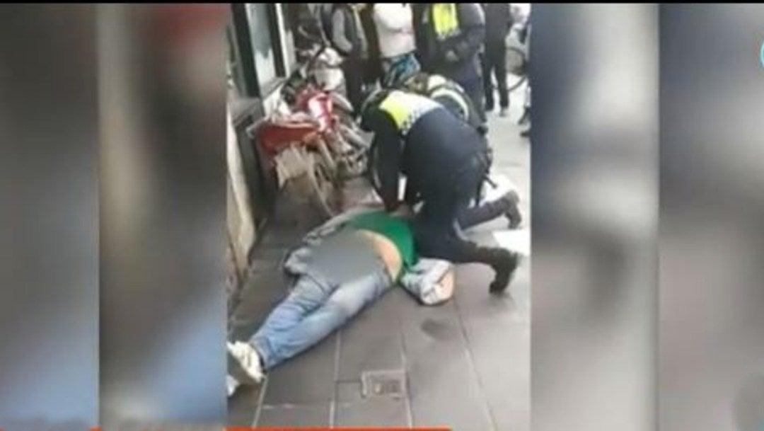 Ahora en Argentina: ciudadano muere asfixiado por policías