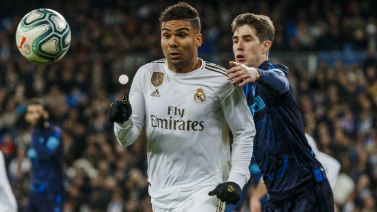 HOY: Real Madrid lucha por posibilidades de liderato ante la Real Sociedad