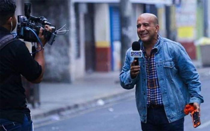 El periodista Ernesto Alonso Rojas sale negativo y vence la Covid-19