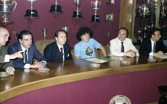 Maradona-