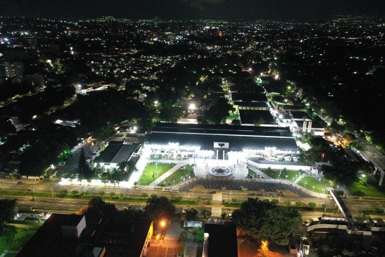 Covid-19: El Salvador inaugurará hoy el hospital más grande de Latinoamérica