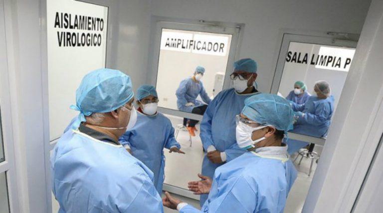 Pretenden instalar laboratorio de virología en Copán; ¿llegará hospital móvil?