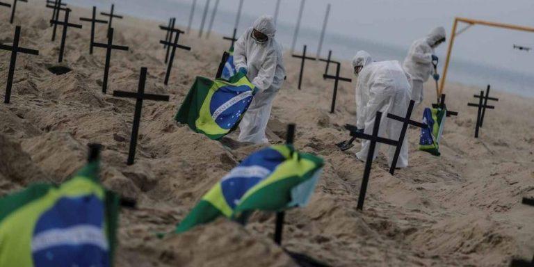 OMS advierte: América aún no llega al pico de la pandemia por Covid-19