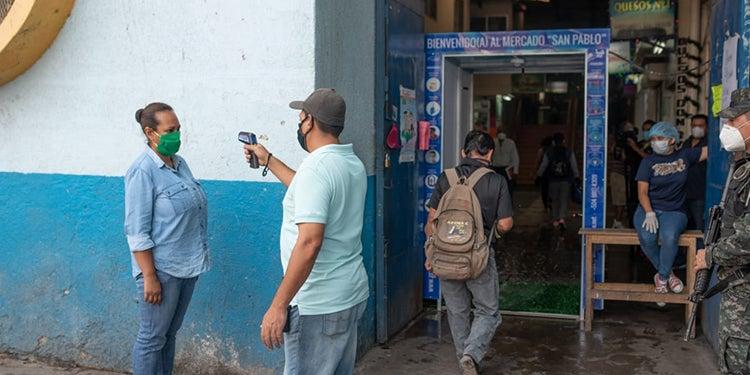 """CCIT pide organizar Tegucigalpa: """"No se puede tener la economía cerrada"""""""