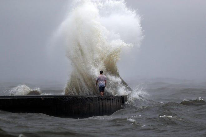 La tormenta Cristóbal se debilita, pero deja inundaciones en Louisiana
