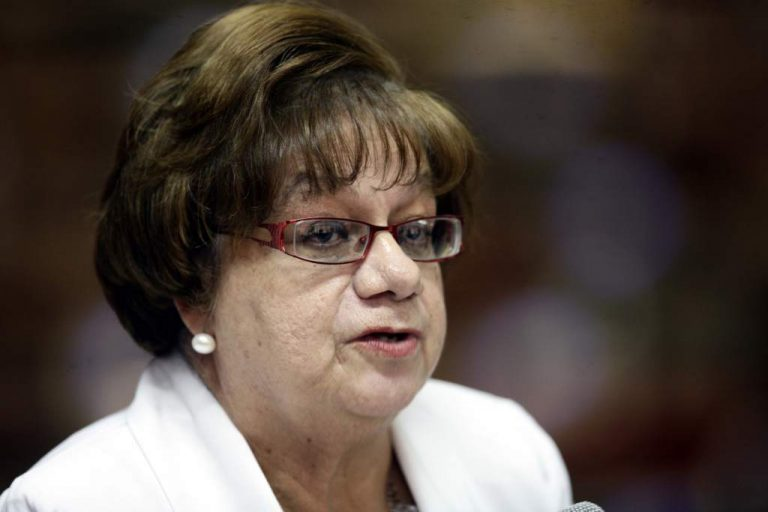 Doris Gutiérrez: Deudas de la ENEE con otras empresas son impagables