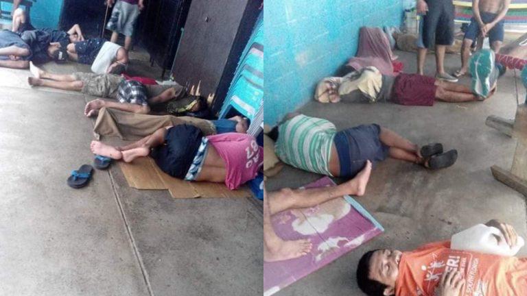 Reos en Choluteca tienen síntomas de covid, dengue y tuberculosis: Joprodeh