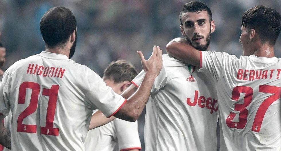 Juventus vende una de sus promesas por 7 millones