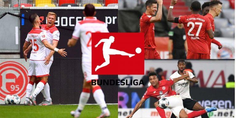 Bundesliga: El Bayern golea al Leverkusen; empate entre el Leipzig y el Paderborn