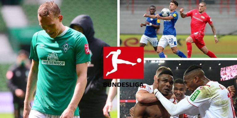 El Bremen cae ante el Wolfsburgo, mientras el Schalke 04 empata ante Unión
