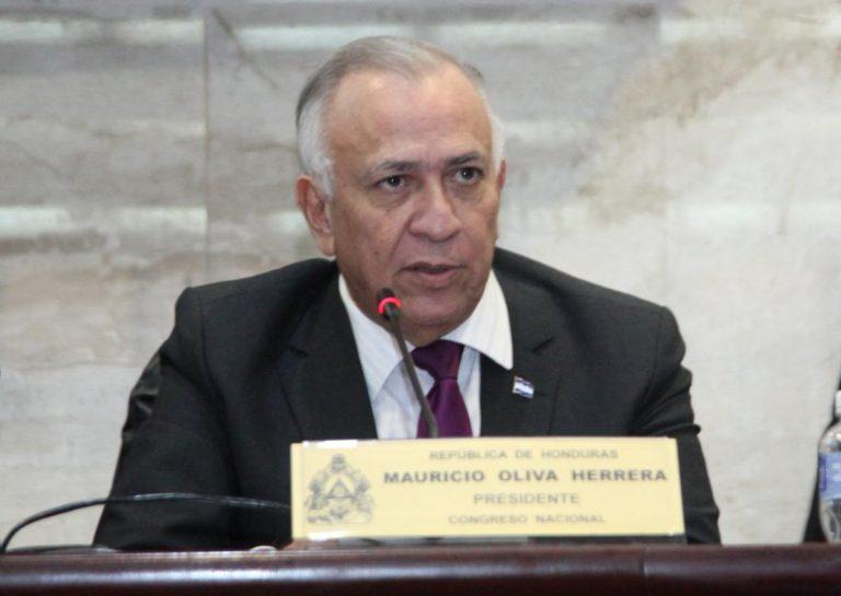 Oliva: «El Partido Nacional no se ha reunido para discutir nuevo Código Penal»