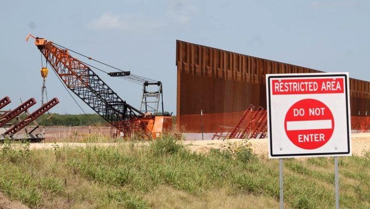 Corte de EE. UU. pone freno a muro fronterizo y prohíbe desviar US$2 mil 500 millones del Pentágono