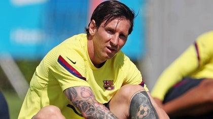 LaLiga: Messi es duda para encuentro contra el Mallorca