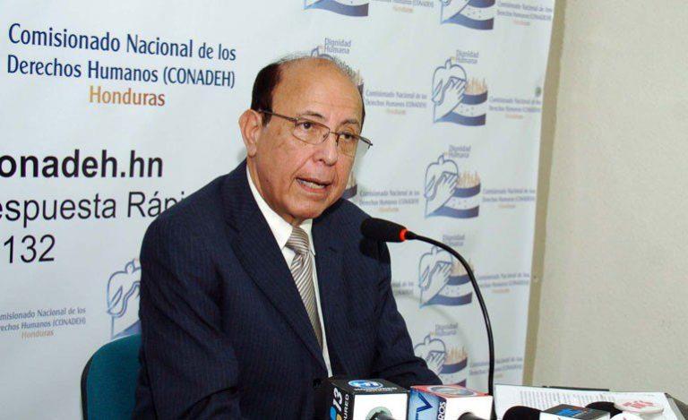 CONADEH recomienda a alcaldes readecuar presupuesto ante la COVID-19