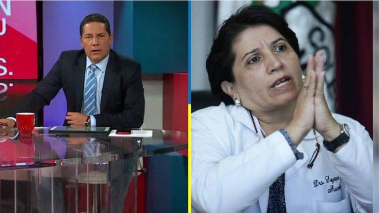 """Figueroa en CNN: Corrupción e incapacidad del Gobierno es """"peor que la pandemia"""""""