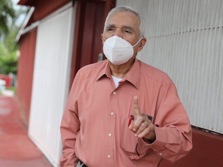 Tito Alvarado: Para controlar la pandemia, urge habilitar el Centro Cívico