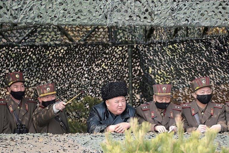 Corea del Norte analiza mover tropas a zona desmilitarizada en frontera con Corea del Sur
